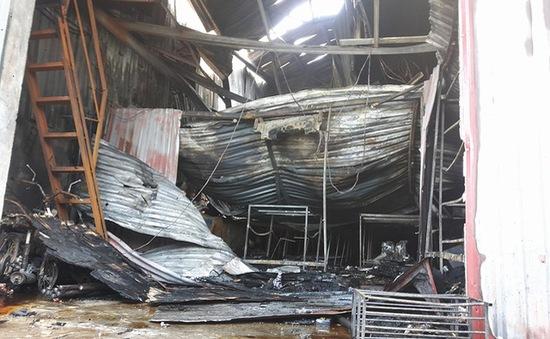 Bắt khẩn cấp thợ hàn gây ra vụ cháy làm 8 người chết
