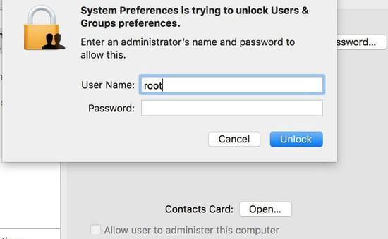 Phần mềm máy Mac của Apple có lỗi gây nguy hiểm cho dữ liệu