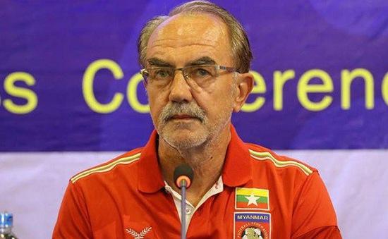HLV U23 Myanmar bị bất ngờ với U23 Việt Nam