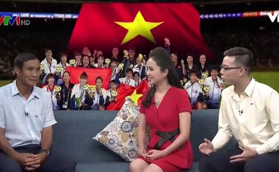 """Trò chuyện với vị """"thuyền trưởng"""" của đội tuyển bóng đá nữ Việt Nam"""