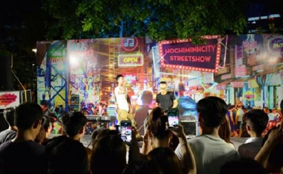 Khép lại chương trình Nghệ thuật đường phố 2017 tại TP.HCM