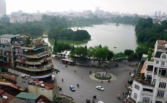 Hà Nội không đồng ý đặt biểu tượng Rùa vàng Hồ Gươm tại bờ hồ Hoàn Kiếm