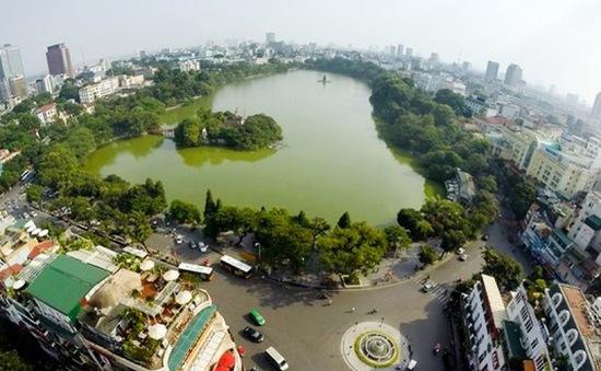 Hồ Hoàn Kiếm có thể được nạo vét, cải tạo vào cuối tháng 7/2017