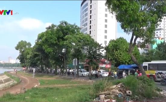 Đề xuất xây dựng đường vành đai 3 qua hồ Linh Đàm