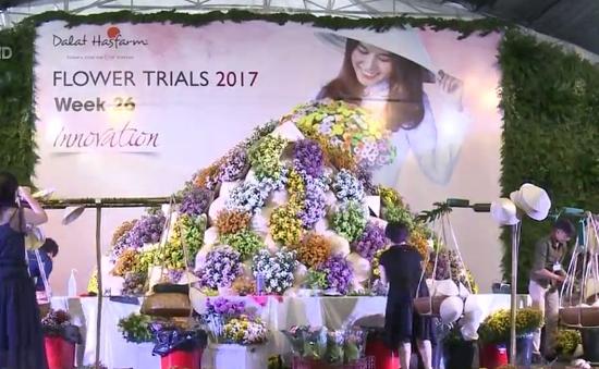 Việt Nam giới thiệu 200 giống hoa mới ra thế giới