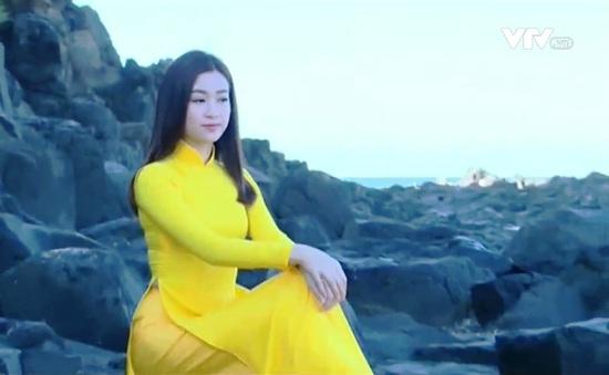 Hoa hậu Đỗ Mỹ Linh quảng bá du lịch Phú Yên