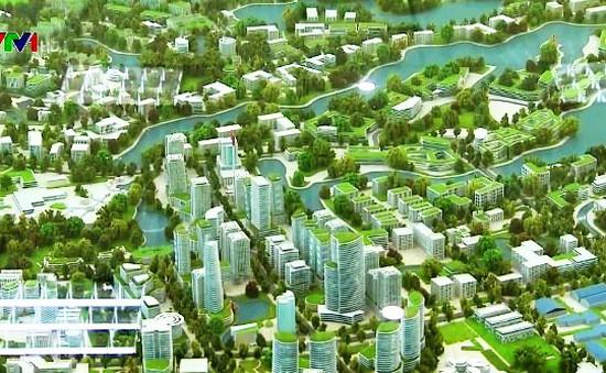 """Hòa Lạc sẽ thành """"siêu"""" đô thị vệ tinh thông minh của Hà Nội"""