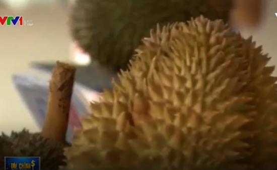 90% trái cây Thái Lan nhập khẩu để tái xuất