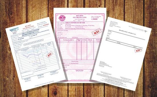 DN ghi sai số hóa đơn không bị phạt nếu sửa trước khi thanh kiểm tra