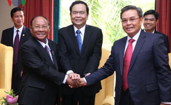 Hội nghị Chủ tịch Mặt trận 3 nước Campuchia - Lào - Việt Nam lần thứ 3