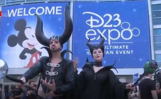 Ngộ nghĩnh lễ hội dành cho người hâm mộ Disney tại Mỹ