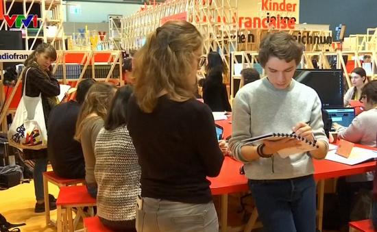 Khai mạc Hội chợ sách quốc tế Frankfurt 2017