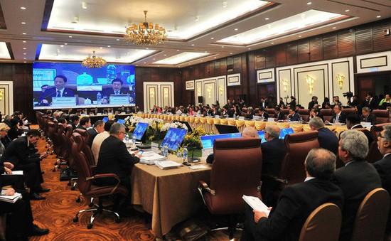 Kết thúc Hội nghị Bộ trưởng Ngoại giao và Kinh tế APEC