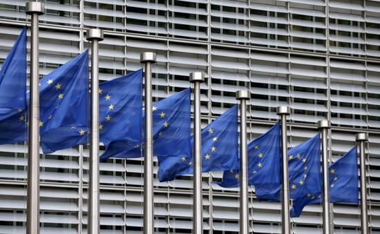 Các Bộ trưởng Tài chính EU nhóm họp tại Brussels, Bỉ