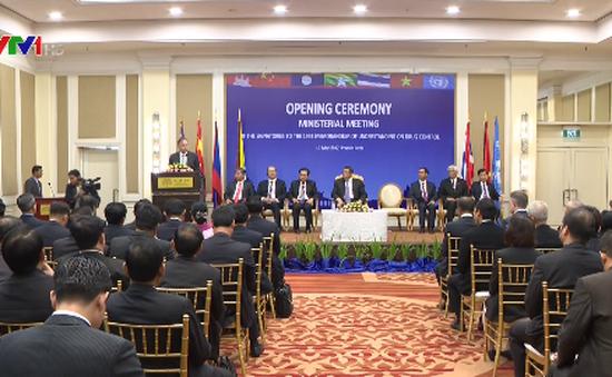 Hội nghị hợp tác phòng, chống ma túy Tiểu vùng Mekong