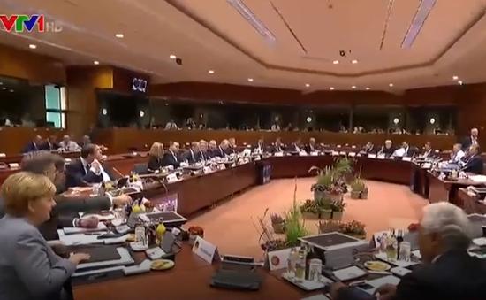 EU siết chặt hỗ trợ tài chính Thổ Nhĩ Kỹ
