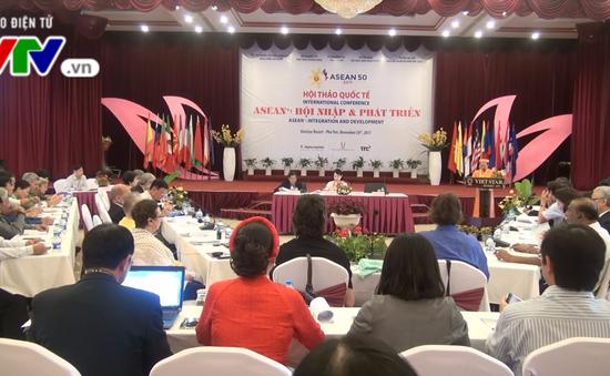 Hội thảo Quốc tế ASEAN: Hội nhập và Phát triển