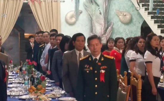 Hội Cựu chiến binh Việt Nam tại thành phố Kiev giao lưu