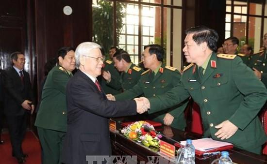 Hội nghị quân chính toàn quân 2017