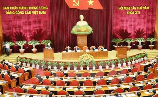 Ngày làm việc thứ năm Hội nghị Trung ương Đảng khóa XII