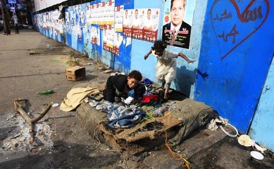 Lời giải cho bài toán thế hệ vô gia cư ở Ai Cập