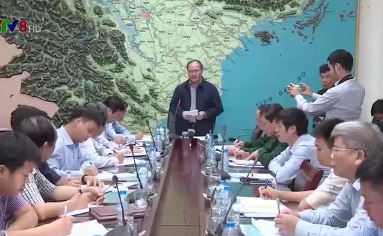 Các tỉnh Nam Trung Bộ sẵn sàng sơ tán dân trước bão số 14