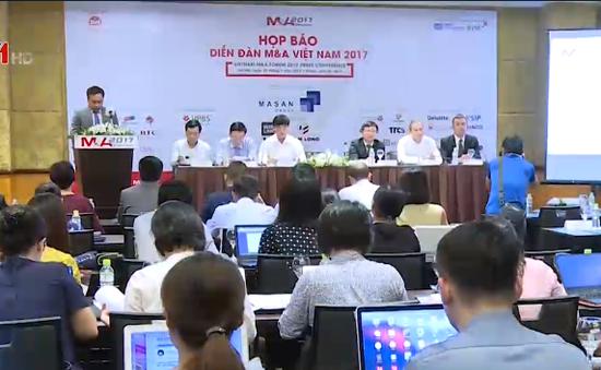 Tổng giá trị mua bán và sáp nhập tại Việt Nam đạt mốc kỷ lục 5,8 tỷ USD