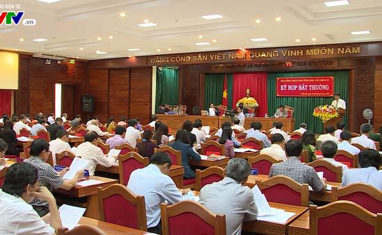 Đắk Lắk: Hội đồng nhân dân khóa IX tổ chức kỳ họp bất thường