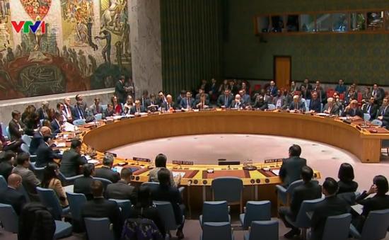 HĐBA Liên Hợp Quốc chưa đưa ra quyết định mới về Triều Tiên