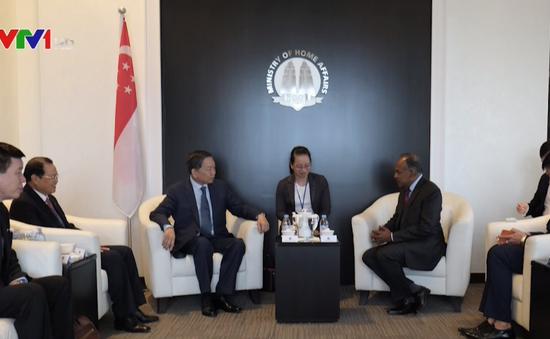 Việt Nam - Singapore hợp tác phòng, chống tội phạm