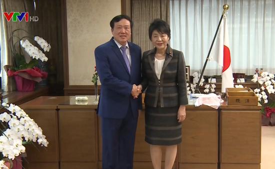 Tăng cường hợp tác tư pháp giữa Việt Nam và Nhật Bản