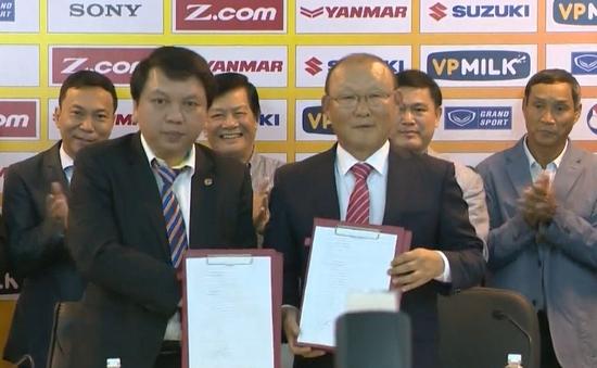Bóng đá Việt Nam và bóng đá Hàn Quốc: mối quan hệ hợp tác quý báu