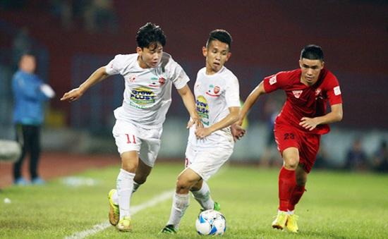 Lịch trực tiếp bóng đá vòng 2 V.League 2017: HAGL tiếp đón Hải Phòng, Quảng Nam gặp Hà Nội