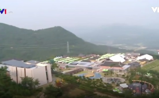 """Ghé thăm ngôi làng được ví như """"kho dược liệu"""" ở Hàn Quốc"""