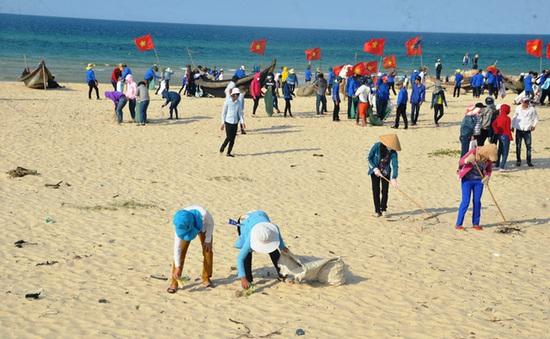Đà Nẵng: Ra quân hưởng ứng Tháng hành động vì môi trường 2017