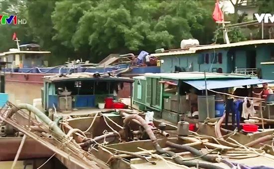 Tràn lan phương tiện thủy không đăng kiểm