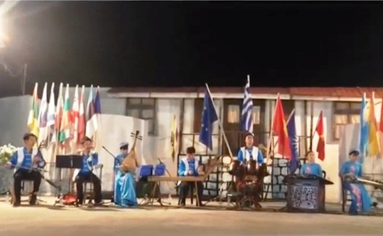Quảng bá ca múa nhạc truyền thống Việt Nam tại Hy Lạp