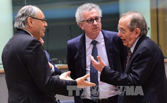 Hy Lạp tháo gỡ bất đồng với các chủ nợ