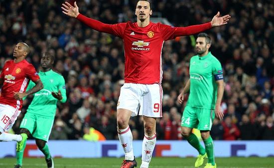 Lịch trực tiếp lượt về vòng 1/16 Europa League: Ai sẽ tiếp bước Man Utd?