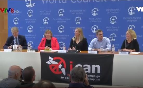 Nobel Hòa bình 2017 mở ra hy vọng cấm vũ khí hạt nhân
