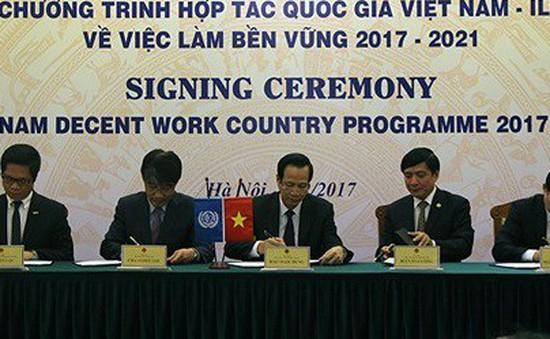 ILO hỗ trợ Việt Nam xây dựng hệ thống việc làm bền vững
