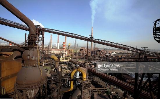 Tình trạng ung thư tại nhà máy thép ở Italy