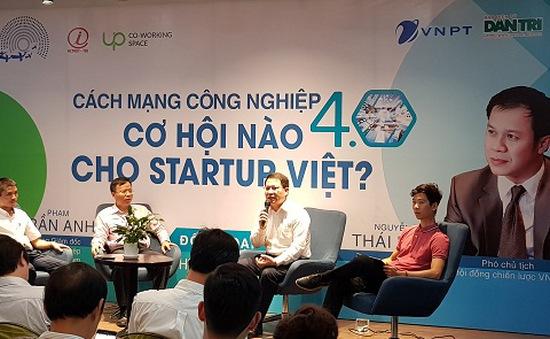 Cách mạng công nghiệp 4.0 - Cơ hội nào cho Startup?