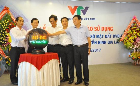 VTV đưa vào sử dụng trạm phát sóng truyền hình số mặt đất ở Tây Nguyên
