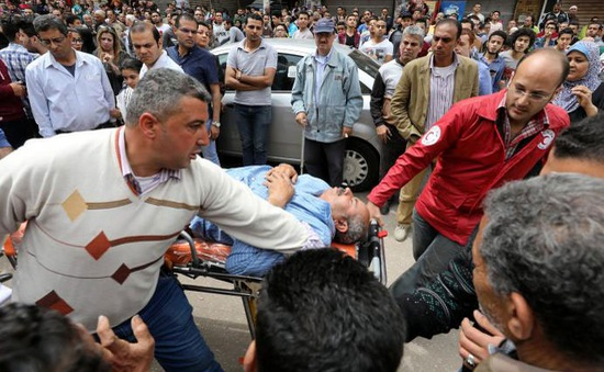 IS nhận là thủ phạm vụ tấn công 2 nhà thờ tại Ai Cập