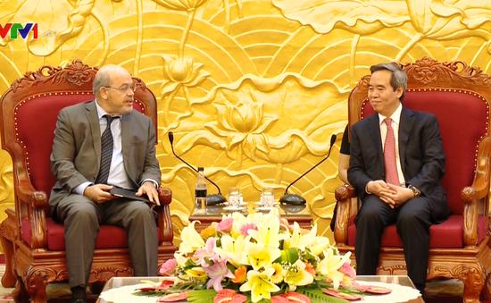 IMF luôn đồng hành cùng Việt Nam trong quá trình phát triển