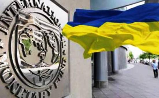 Ukraine đạt thỏa thuận sơ bộ về chính sách với IMF
