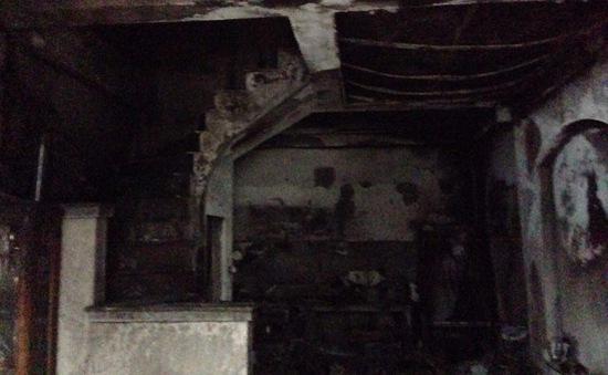 Hiện trường kinh hoàng vụ cháy ở Xuân Đỉnh khiến 4 người thiệt mạng