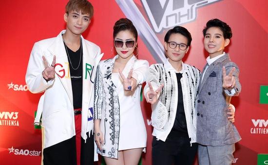 Giọng hát Việt nhí trở lại, Top Model và The Face tiếp tục làm thí sinh thót tim