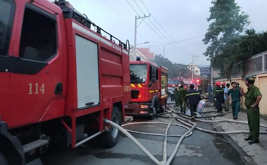 Cháy nhà tại TP.HCM, 1 người thiệt mạng